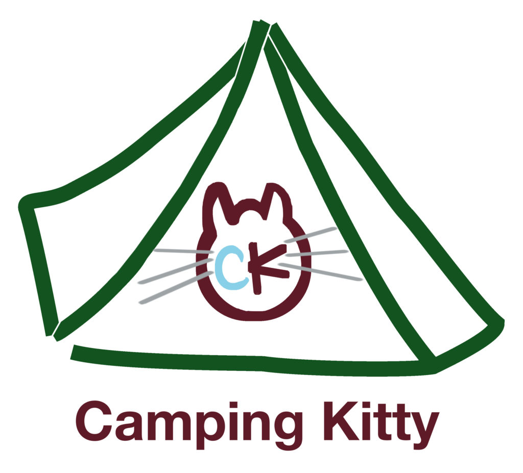 camping kitty logo 1