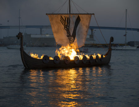 Let's Not Make a Big Deal Out of My Viking Funeral Pyre